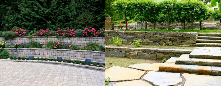 building-stone-walls-on-your-garden
